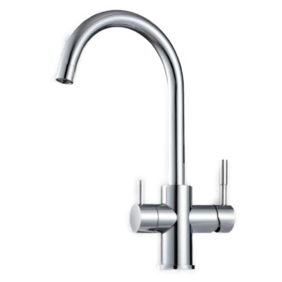 Waterways Multi-Stream 3 Way Mixer Tap Chrome WKDP32D12CP