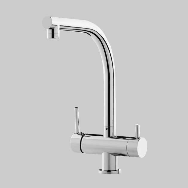Waterways Multi Stream 3 Way Mixer Tap